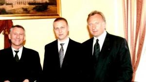 Rafał Kołakowski i Marek Goliszewski